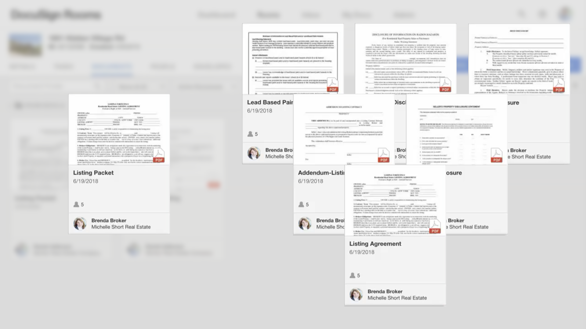 Split or Combine PDFs in DocuSign Rooms