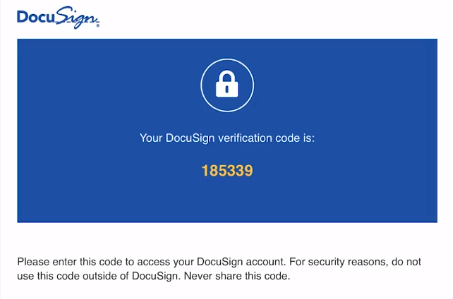 Password verification email code