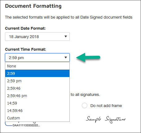admin-signing-settings-select-date-signed-format